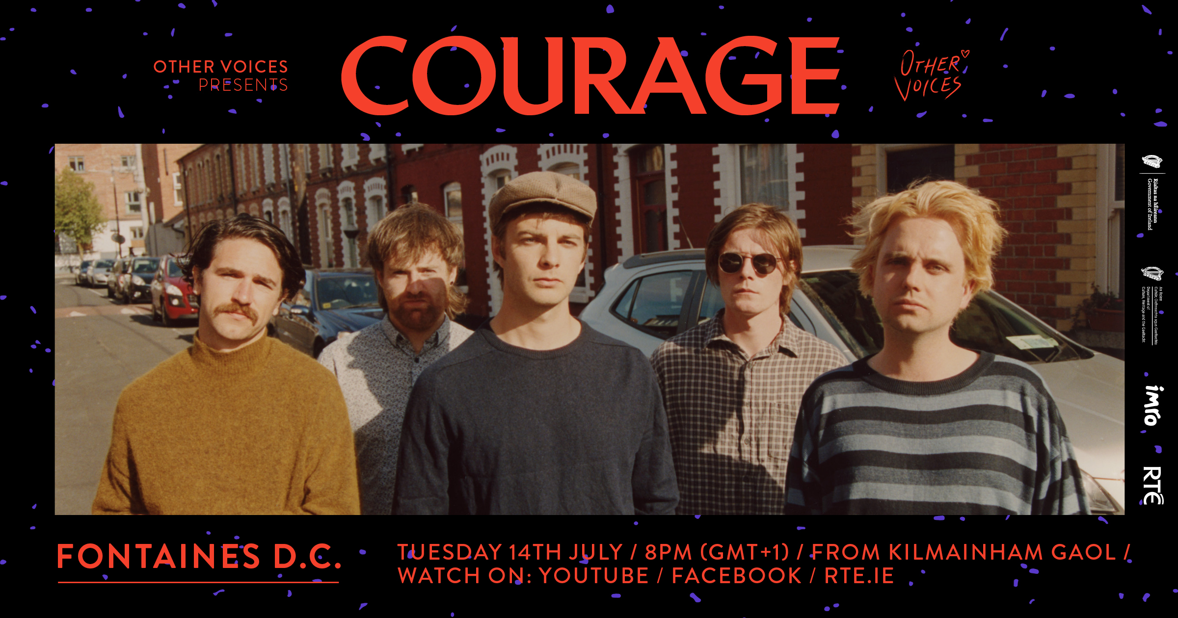 Courage: Fontaines D.C.