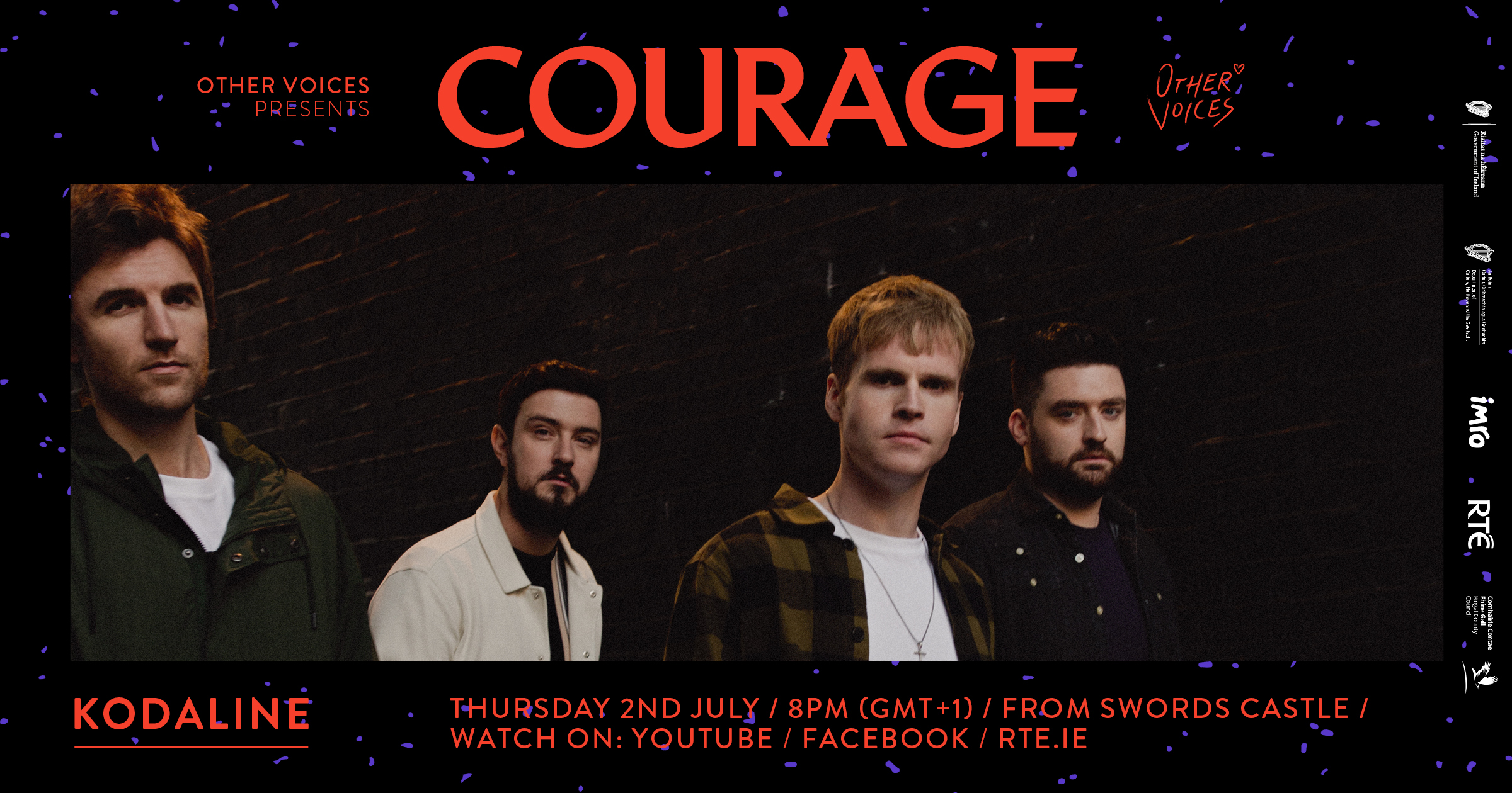 Courage: Kodaline