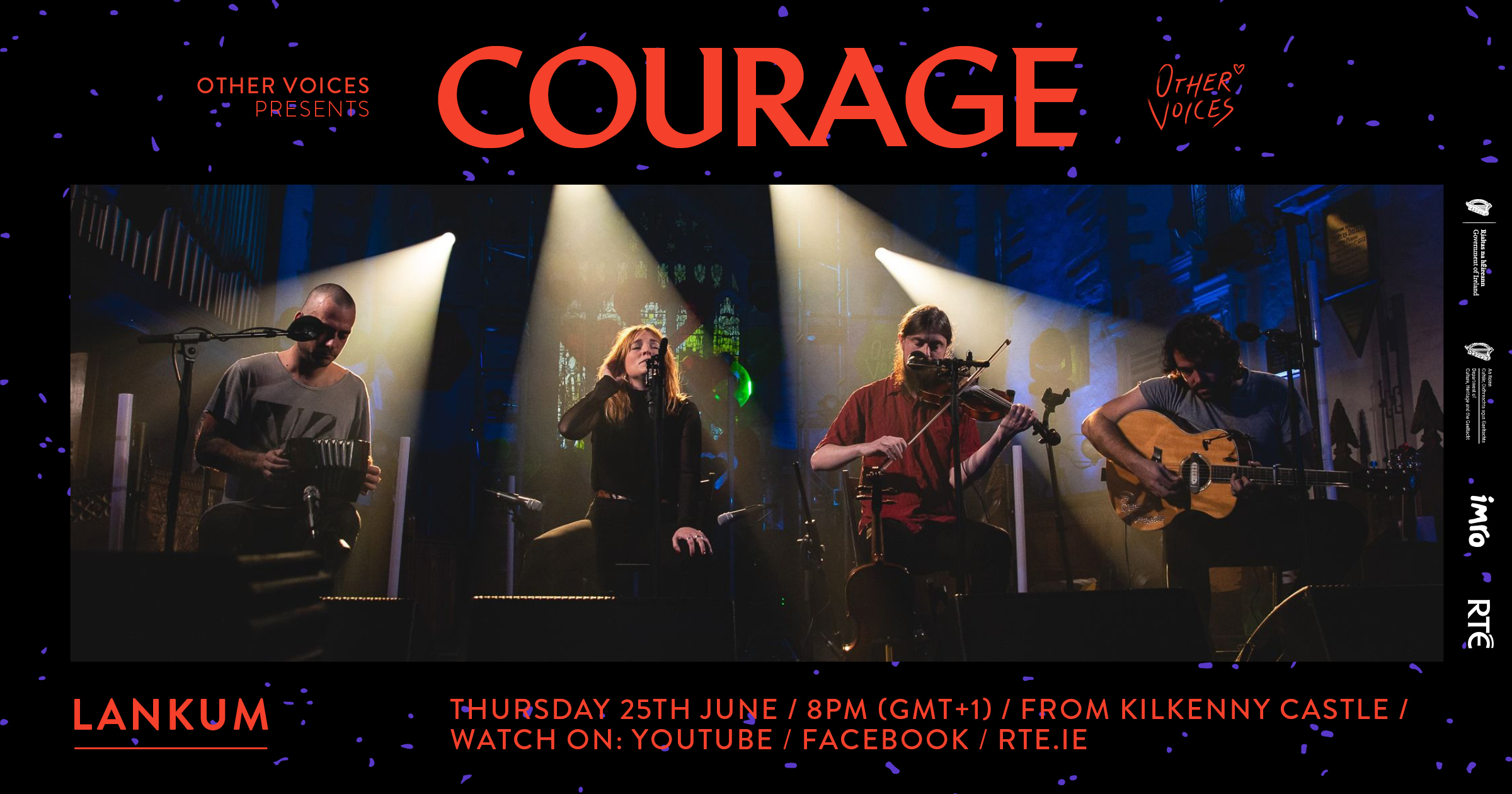 Courage: LANKUM
