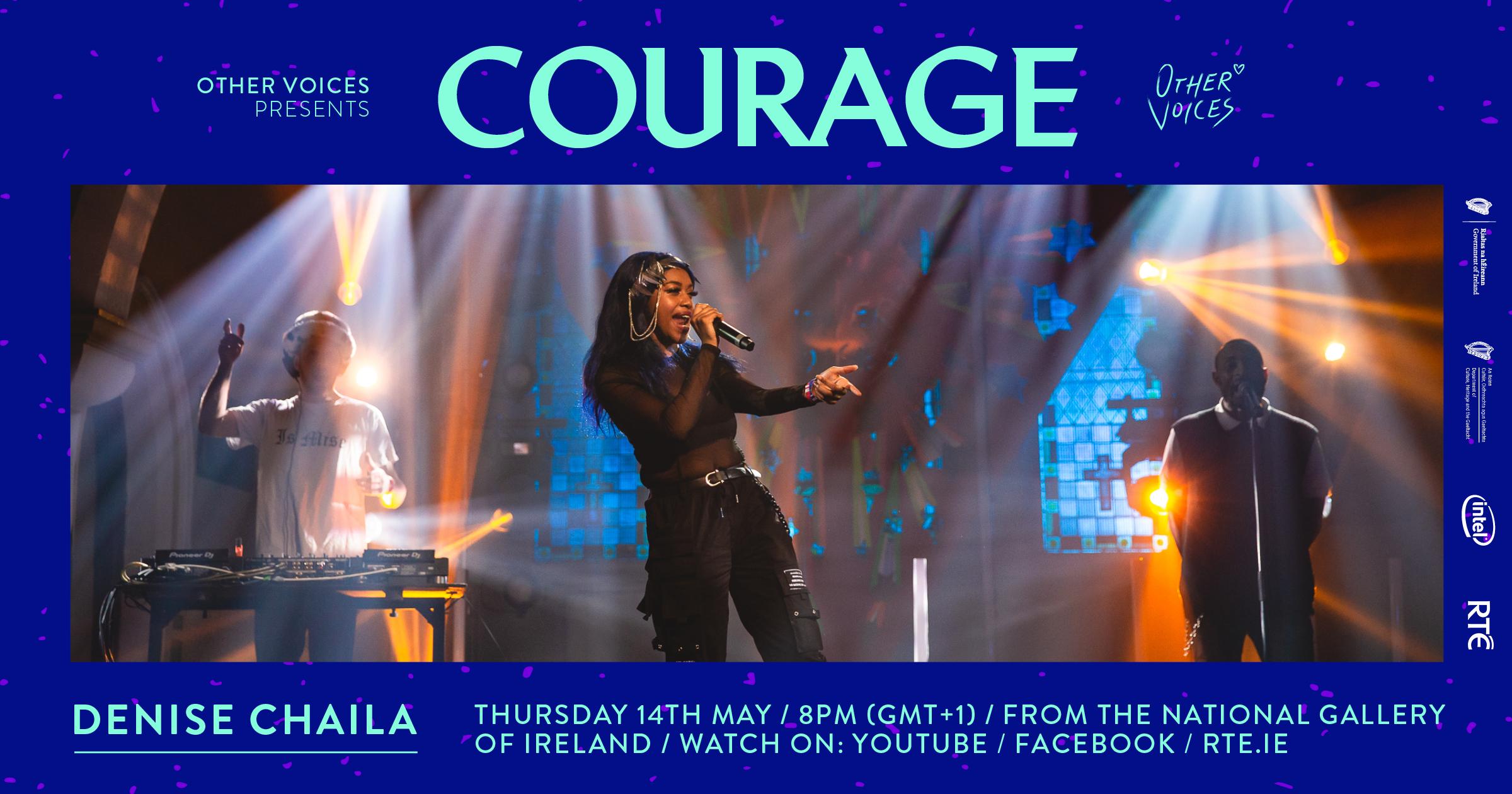 Courage: Denise Chaila