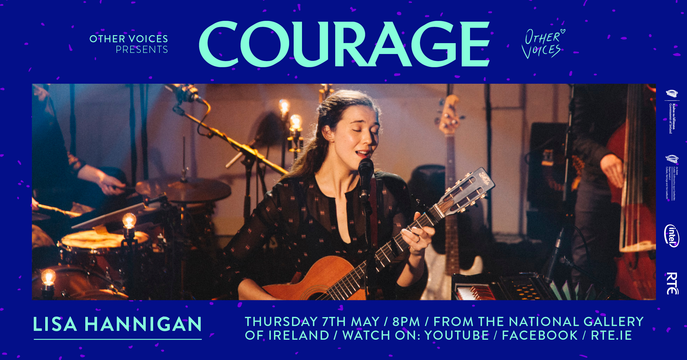Courage: Lisa Hannigan live from The National Gallery of Ireland