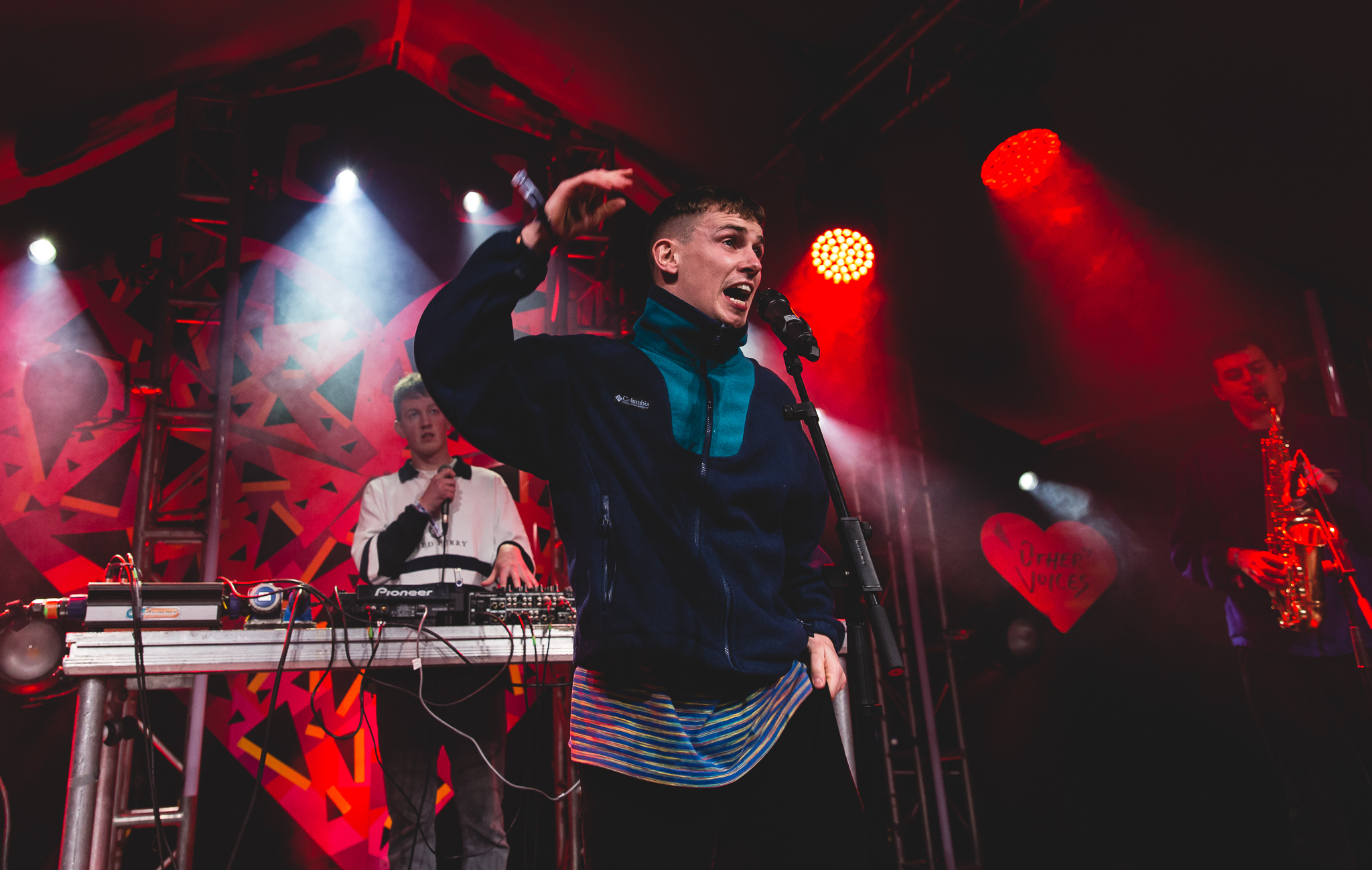 Kojaque on Other Voices