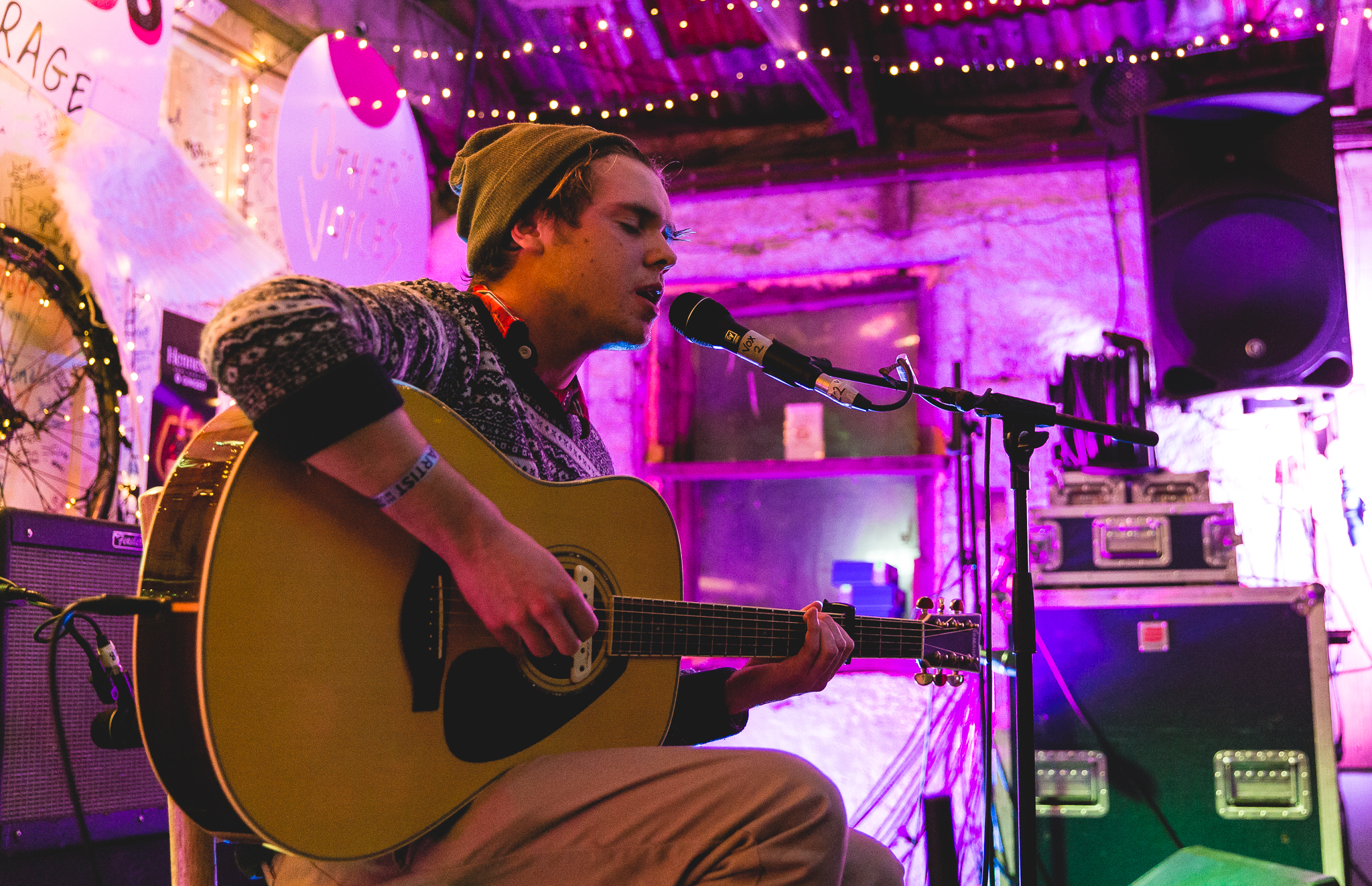 DAY 2: The Hennessy Music Trail   OTHER VOICES 2018
