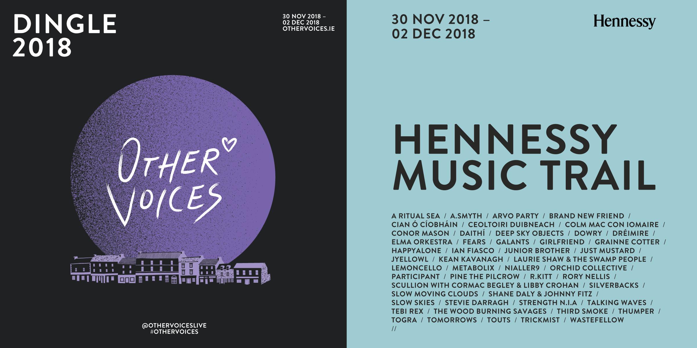Hennessy Music Trail :: Spotify Playlist