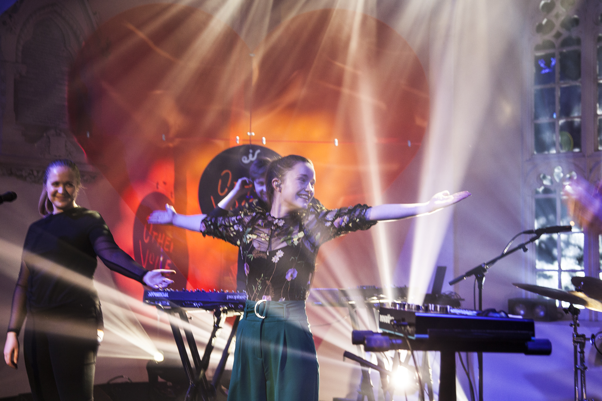Other Voices returns on 22nd of February