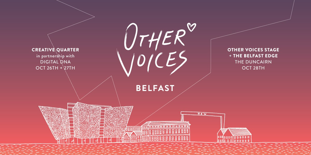News: Other Voices Belfast