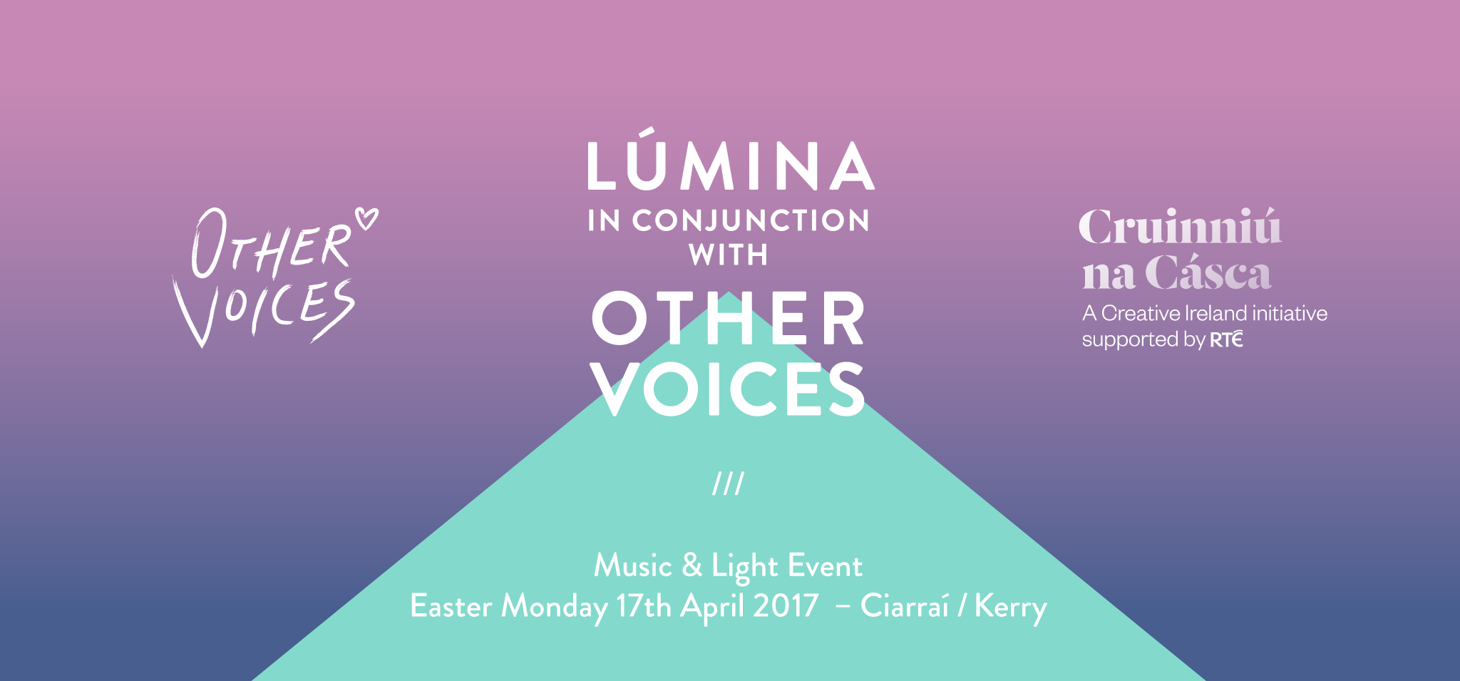 Lúmina in conjunction with Other Voices