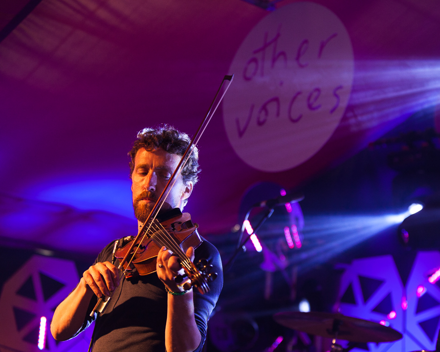 Other Voices: Festivals 2015 - Colm Mac Con Iomaire