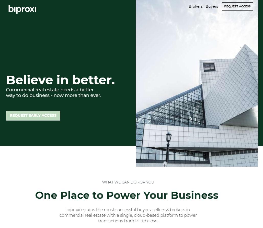 Screenshot of bipoxi website