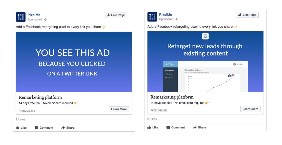 facebook ads ctr increased