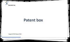 TRAF - patent box