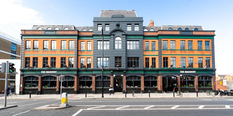 The Masonry Dublin via https://iconicoffices.ie/locations/the-masonry/