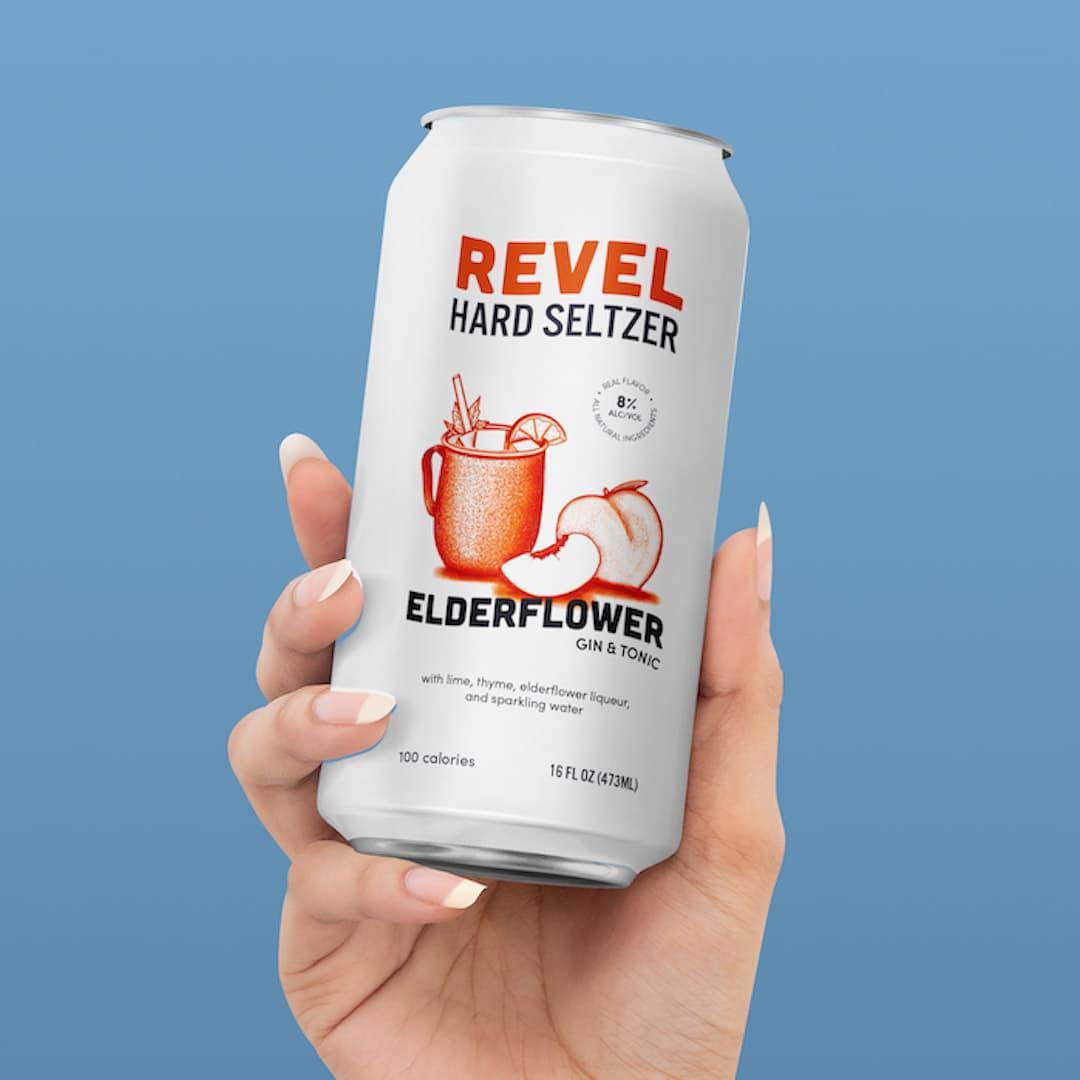Revel Hard Seltzer