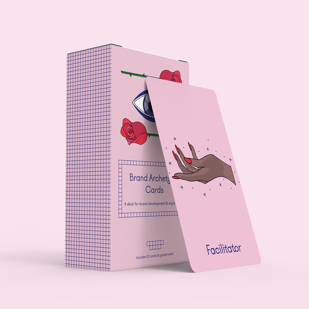 Brand Archetype Cards