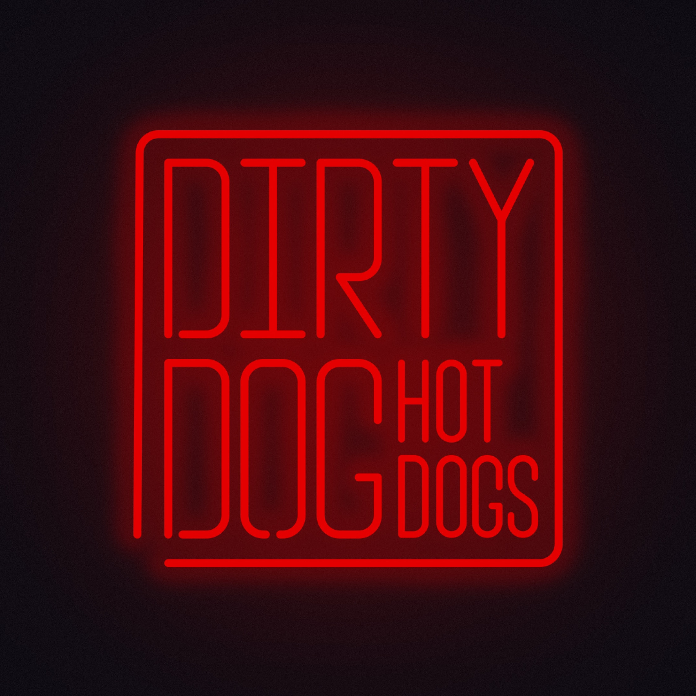 Dirty Dog Hot Dogs Rebrand