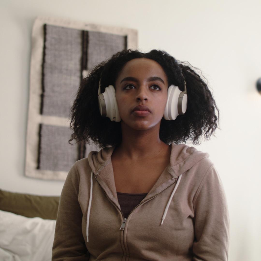 Heyday Headphones Ad