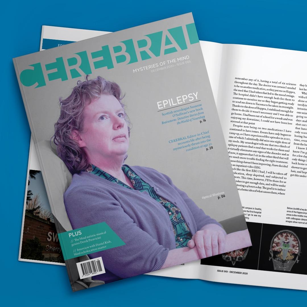 Magazine - CEREBRAL