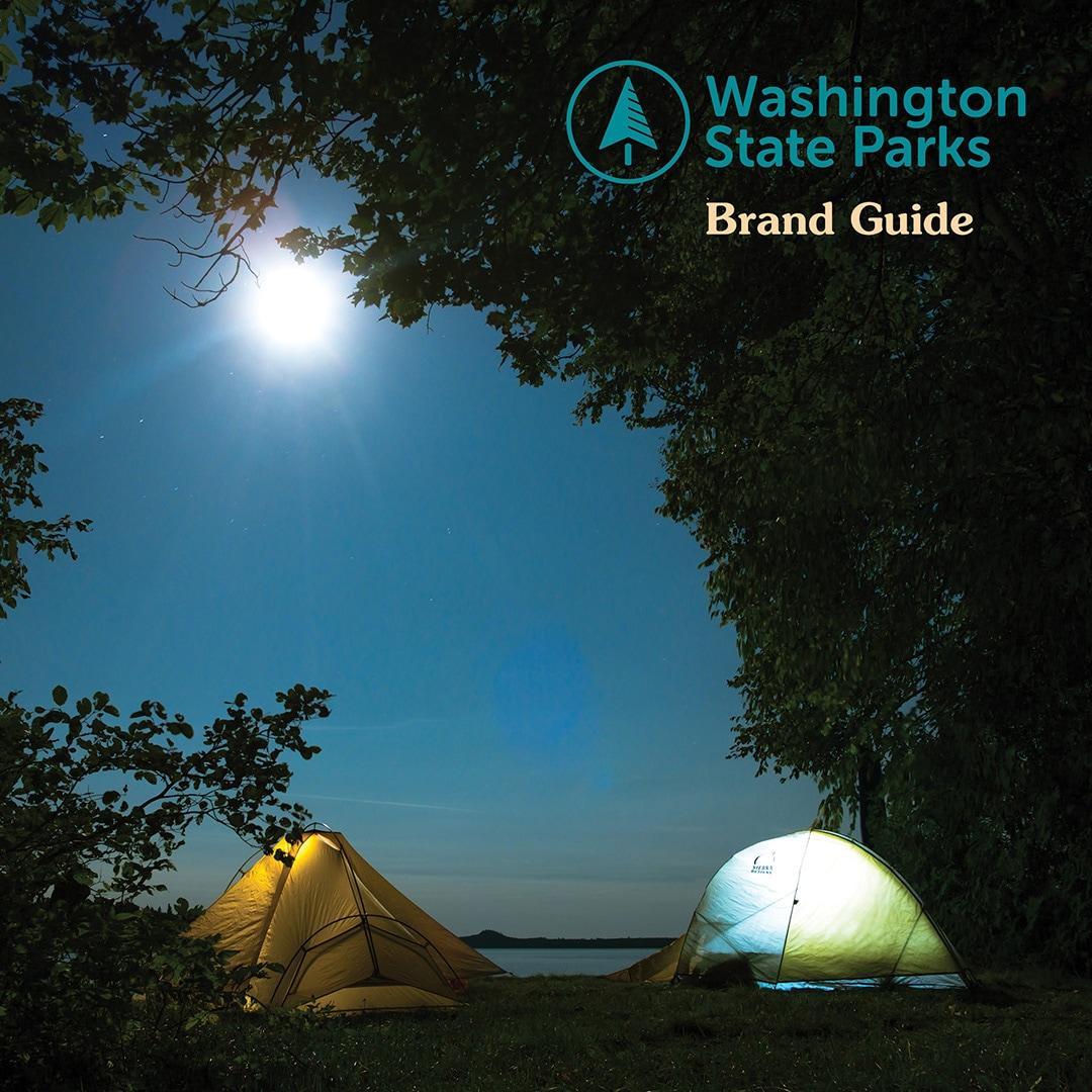 Washington State Parks — Rebrand