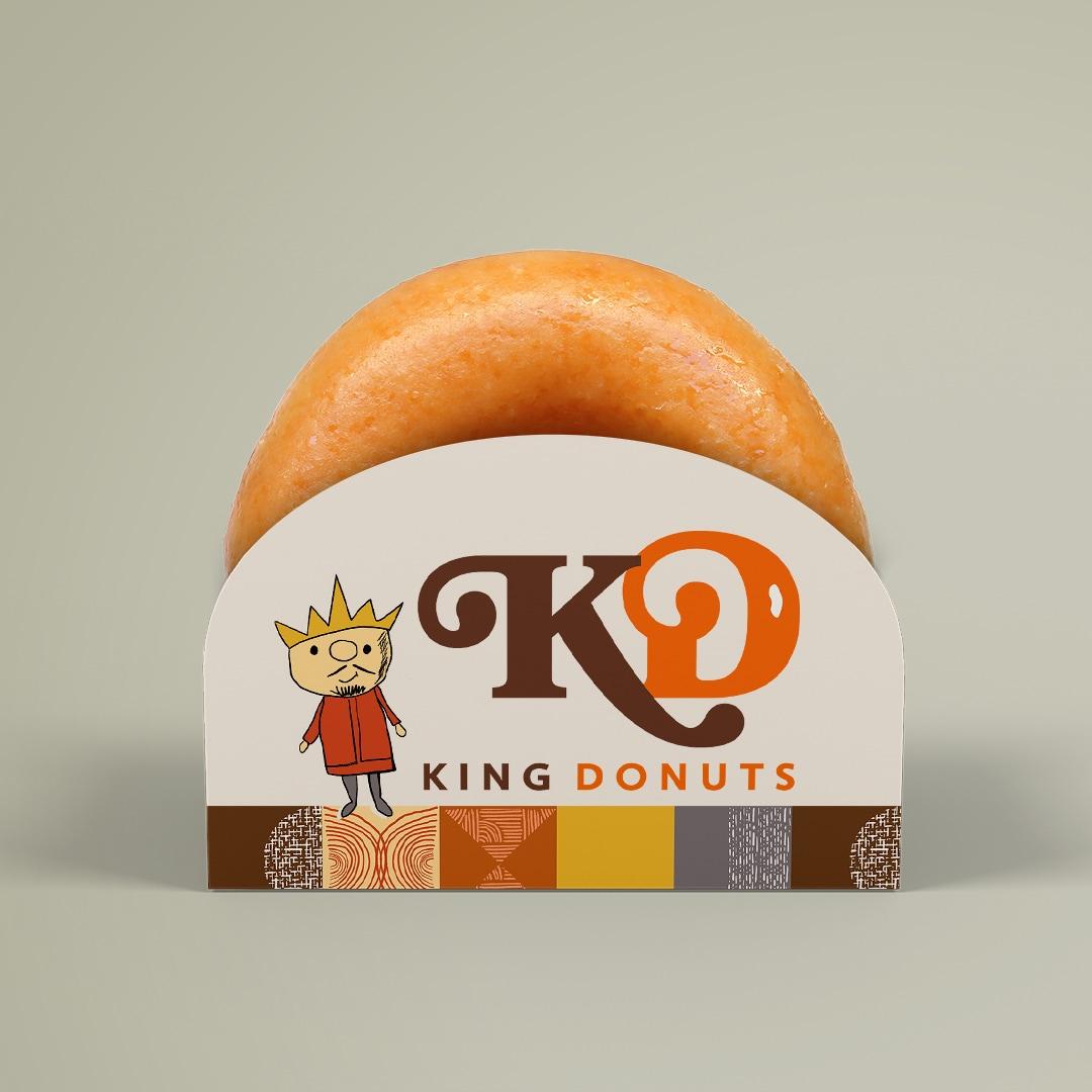Rebranding King Donuts