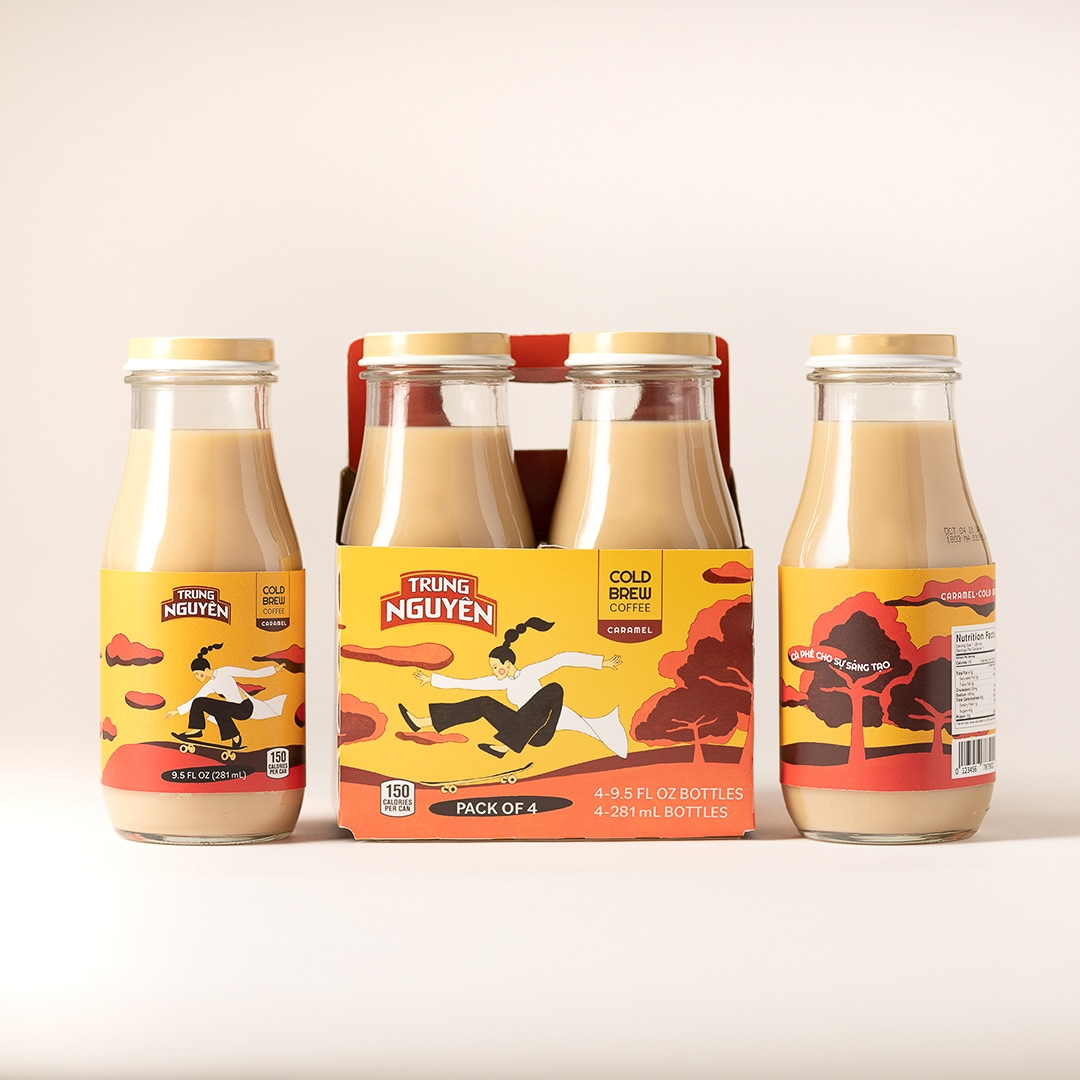 Trung Nguyen Sub-brand