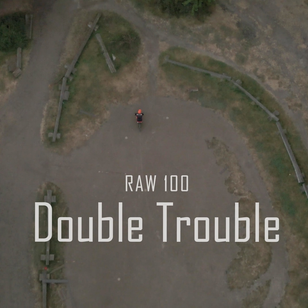 Double Trouble RAW 100