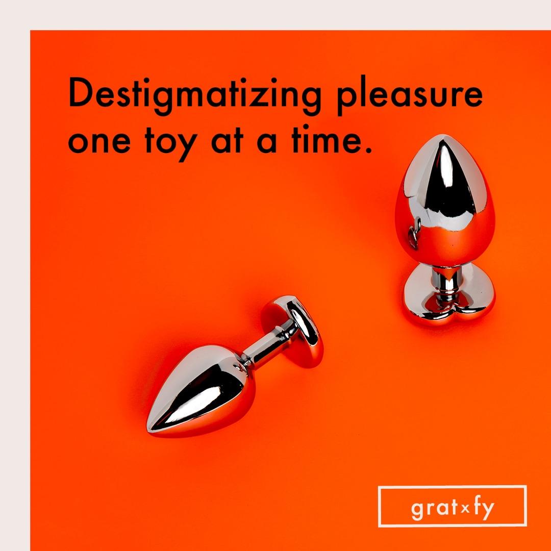 Gratxfy: Accessible Sextech