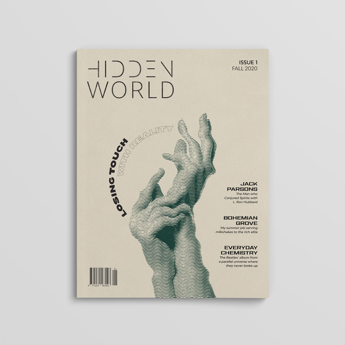 Hidden World Magazine
