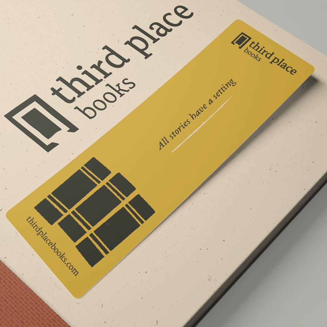 Third Place Books Rebrand