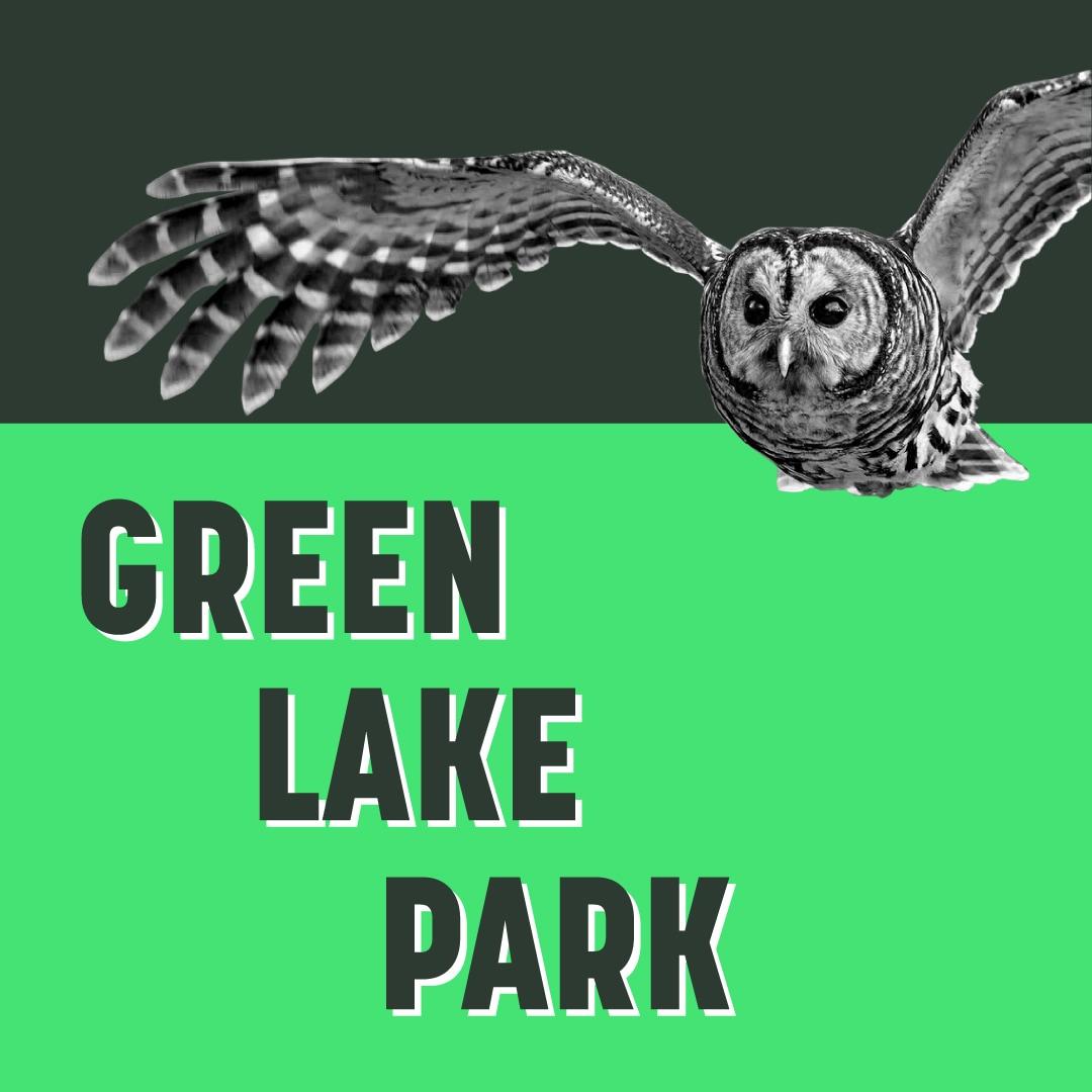 Green Lake Park Wayfinding Redesign