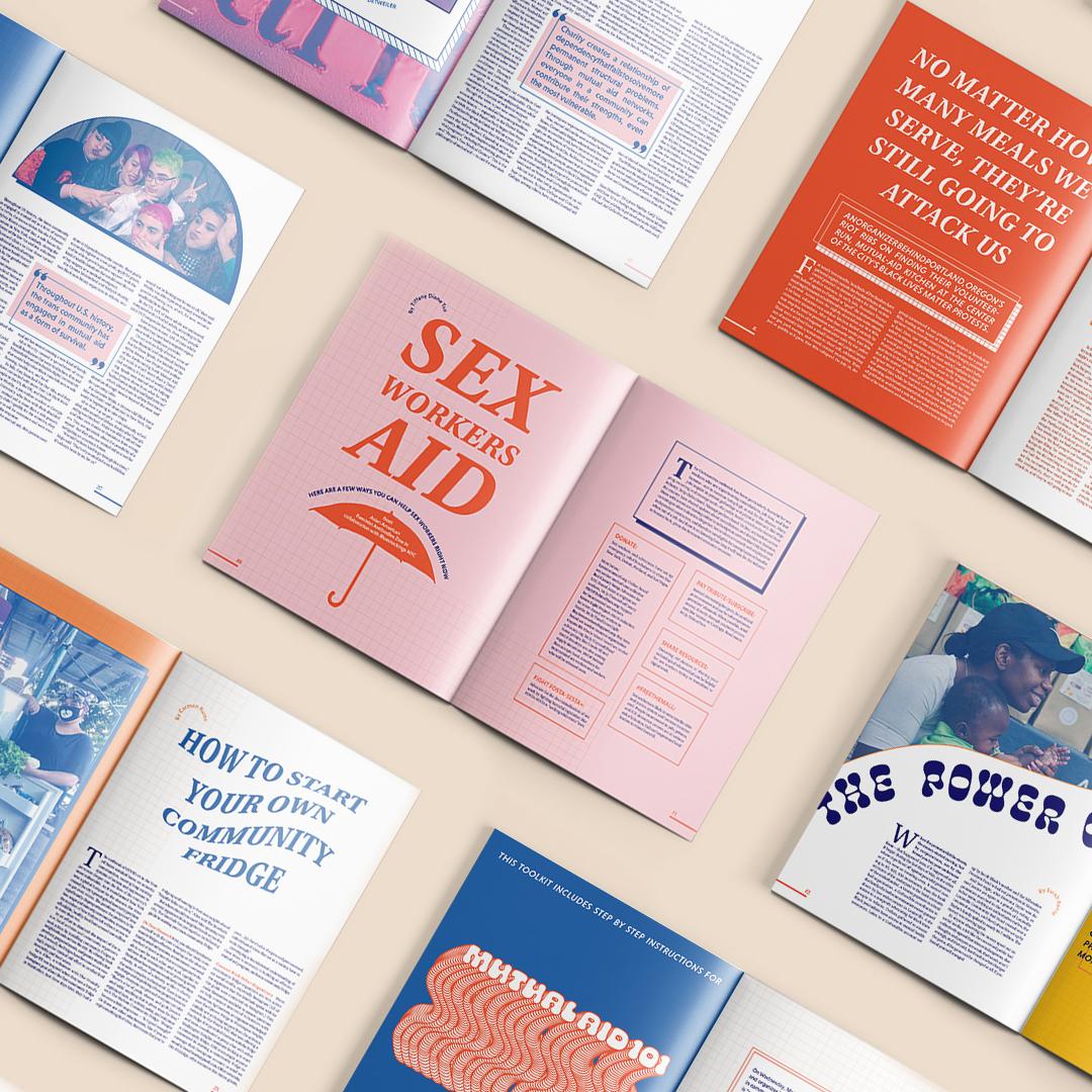 Humanhood: A Magazine on Mutual Aid