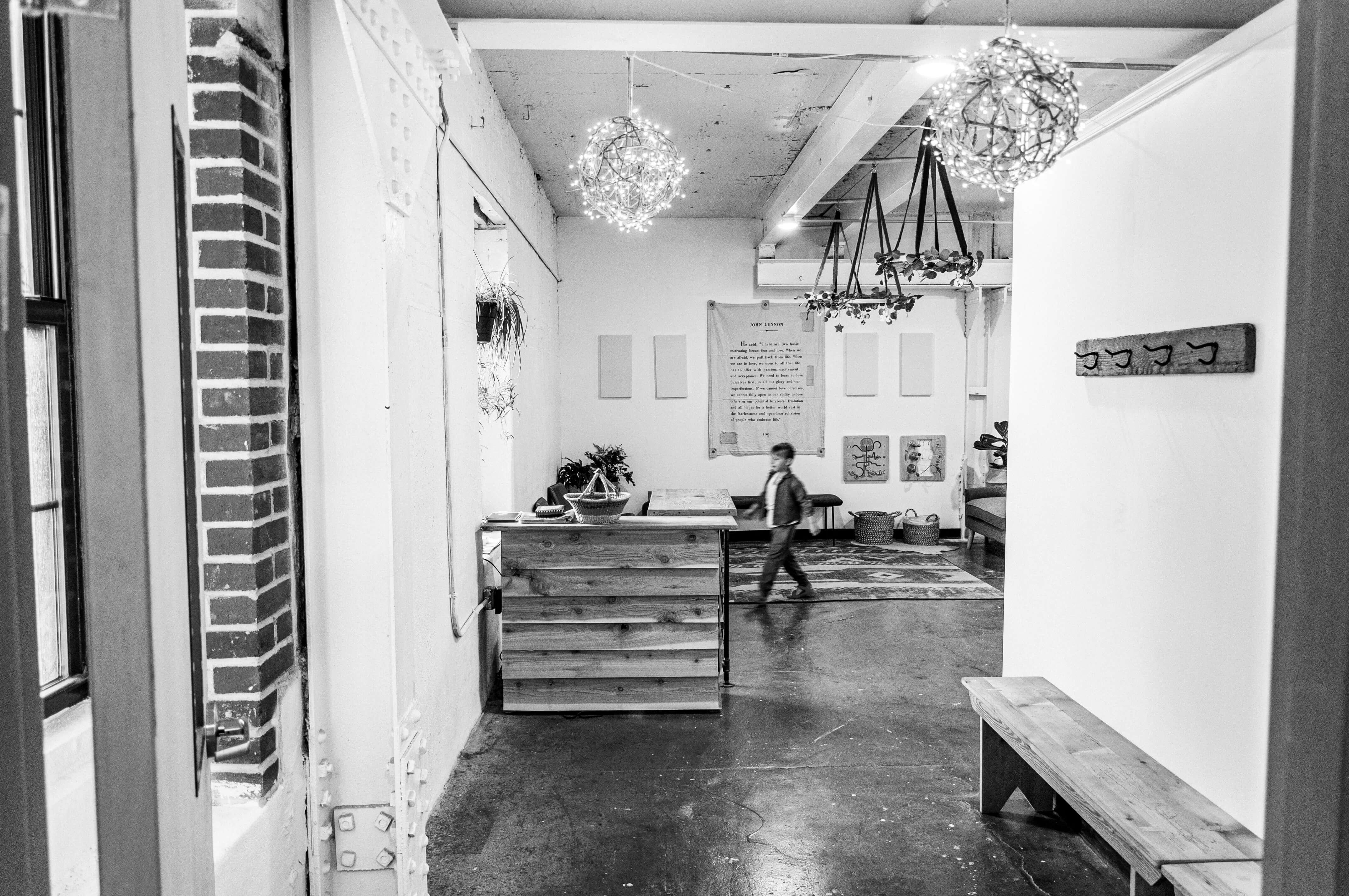Life Potential Studio Space