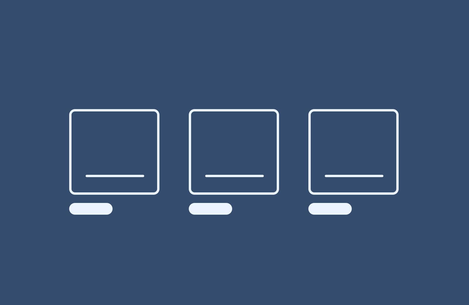 Website Design Illustration