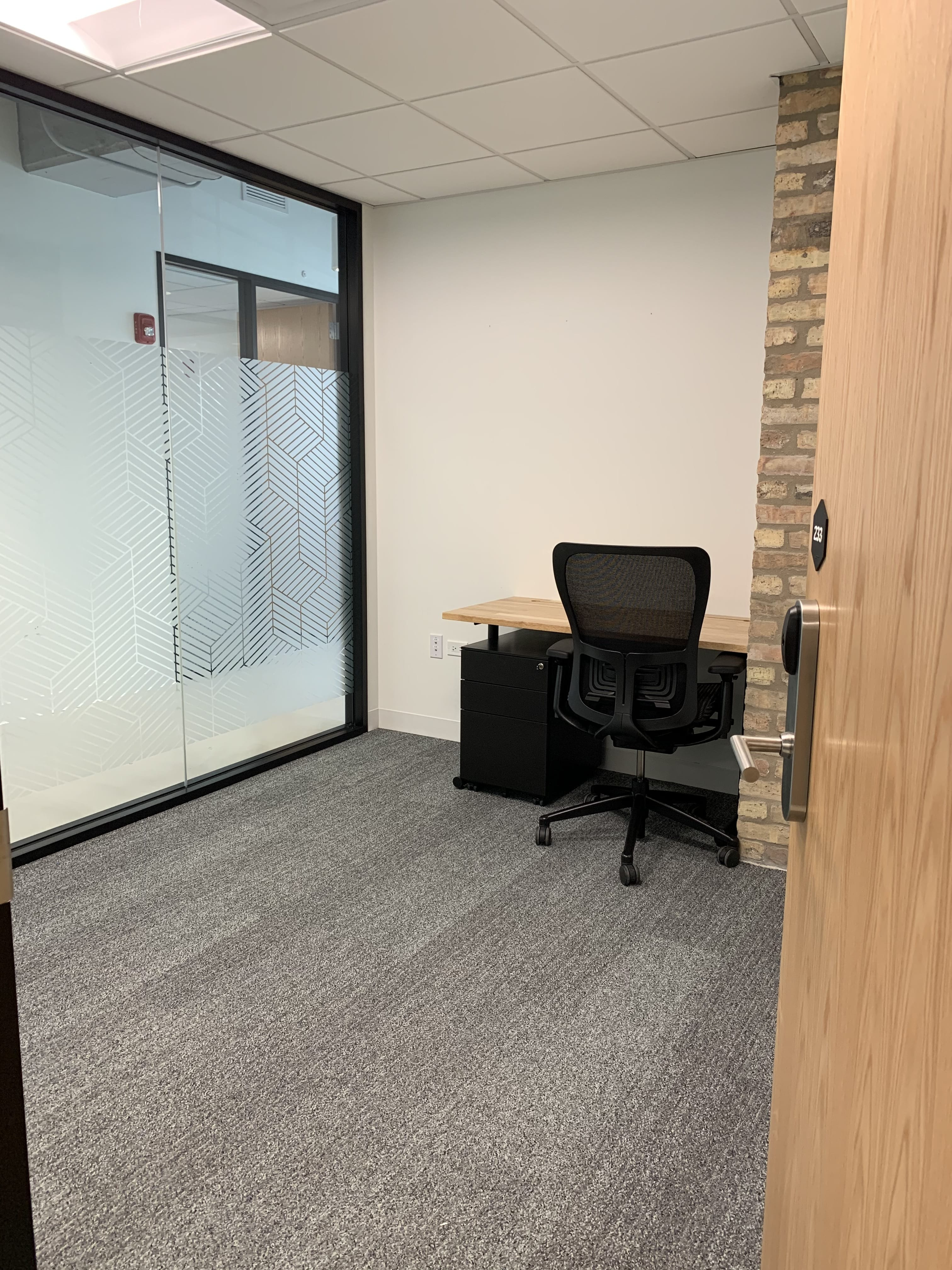 Single office for a month