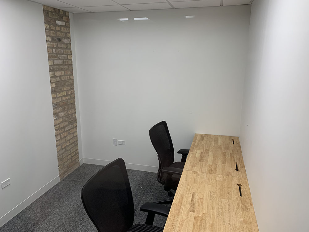Small office for a month
