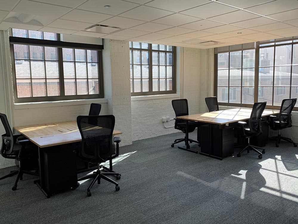 Medium office for a month