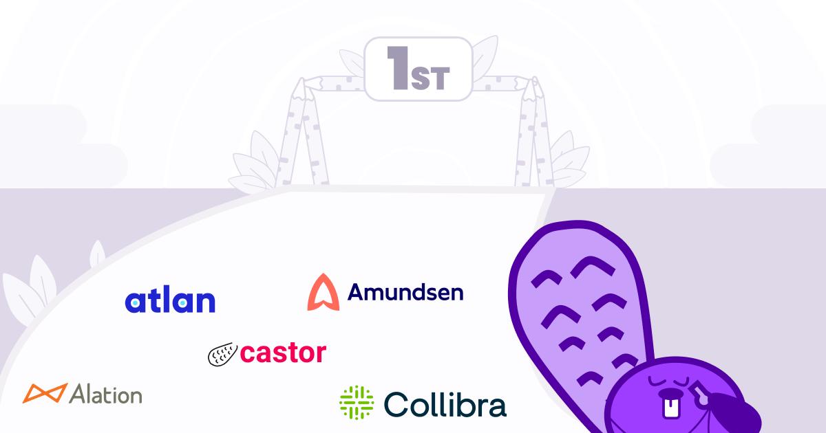 Data Catalog Benchmark for Mid-Market Companies