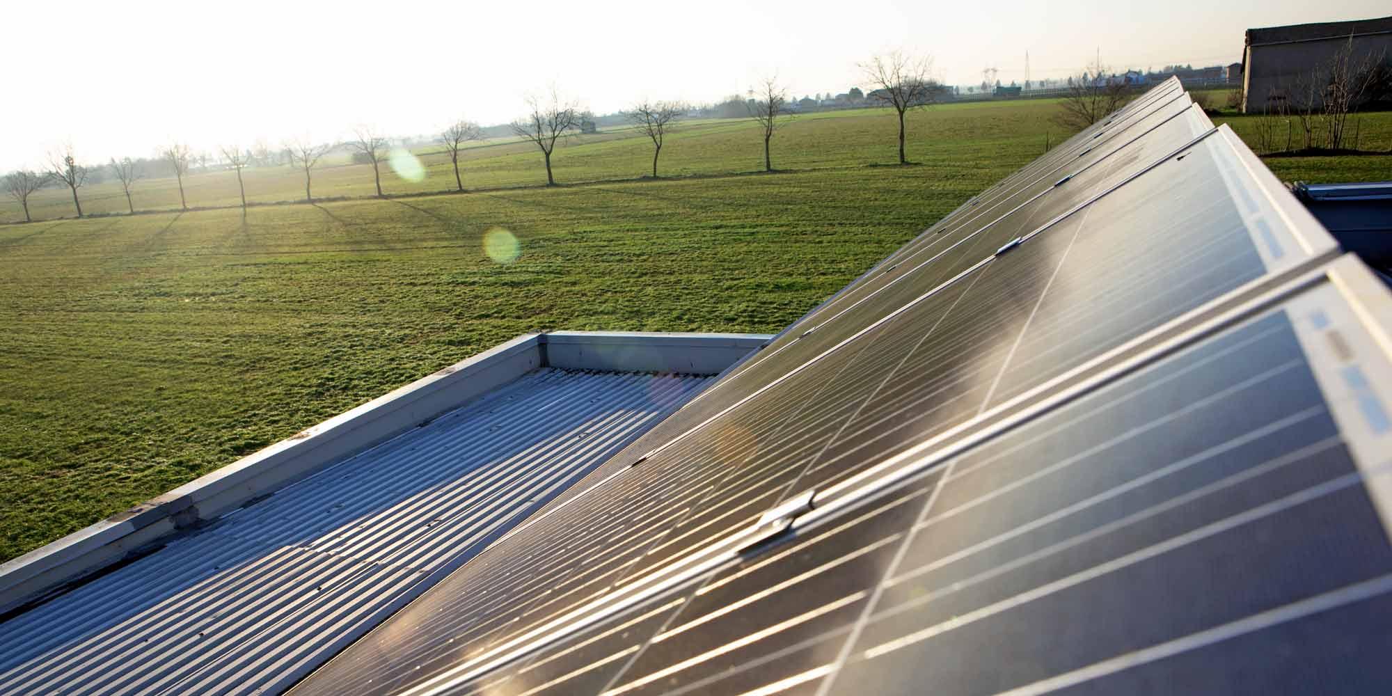 Decsa: approccio green anche grazie ai pannelli solari