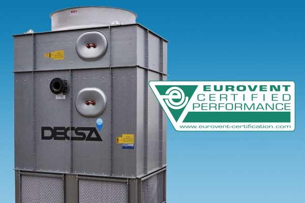 Decsa e la certificazione Eurovent