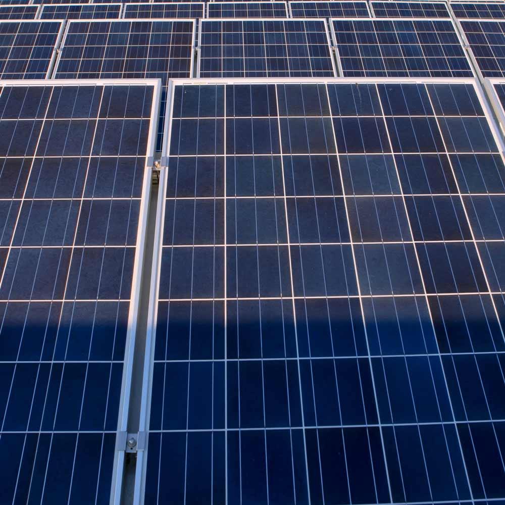 I pannelli solari di Decsa