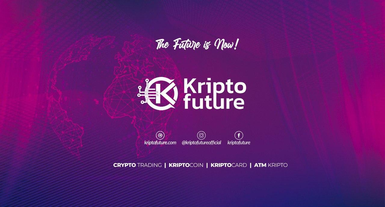 Регистрация в Kriptofuture