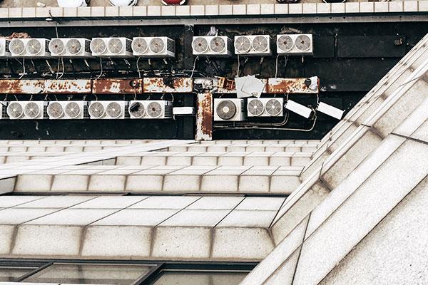 Aparatos de aire acondicionado susceptibles de alojar Legionella