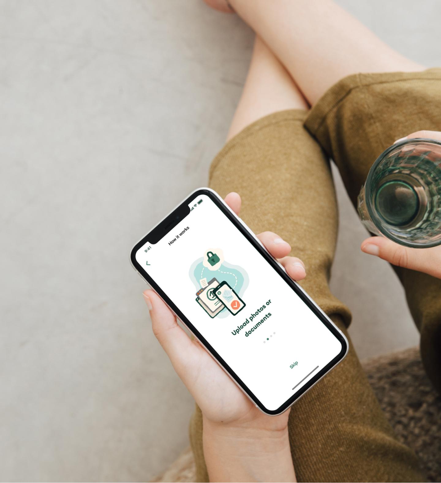 Brella health insurance app