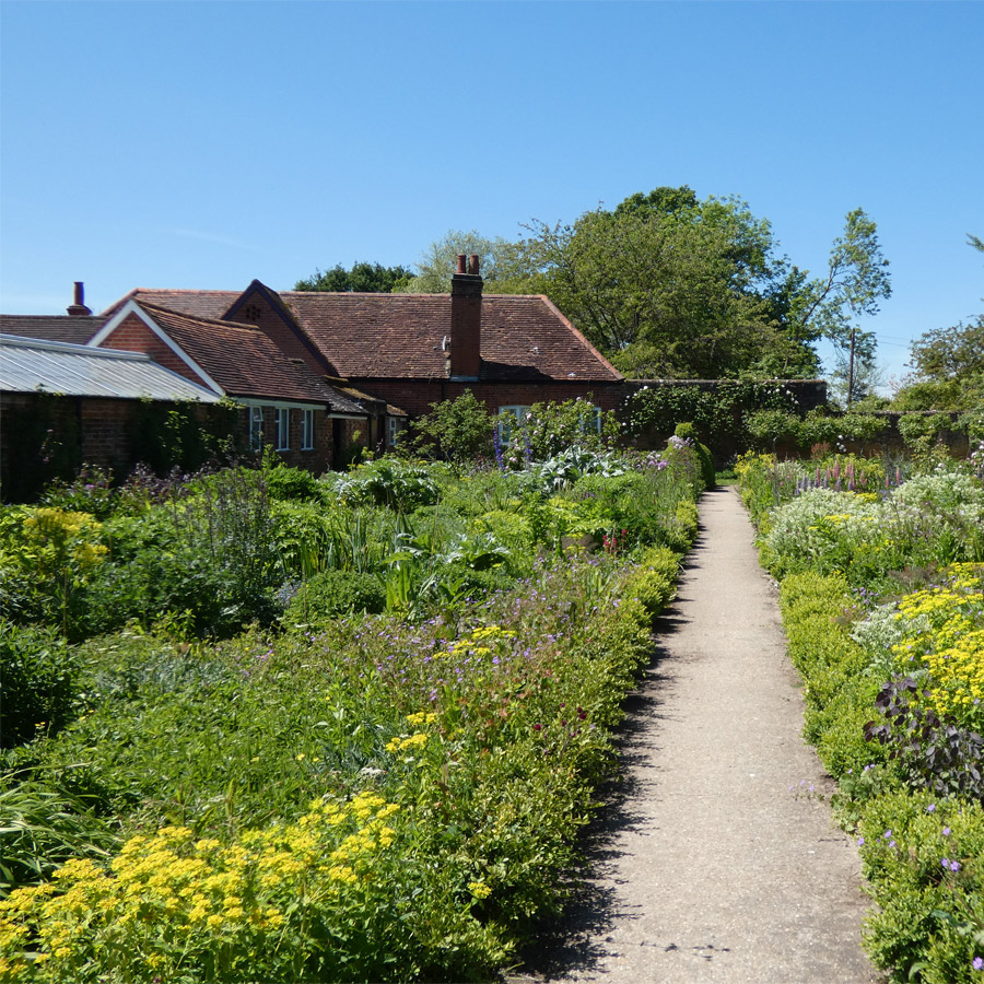 The Potager Garden at Waltham Place