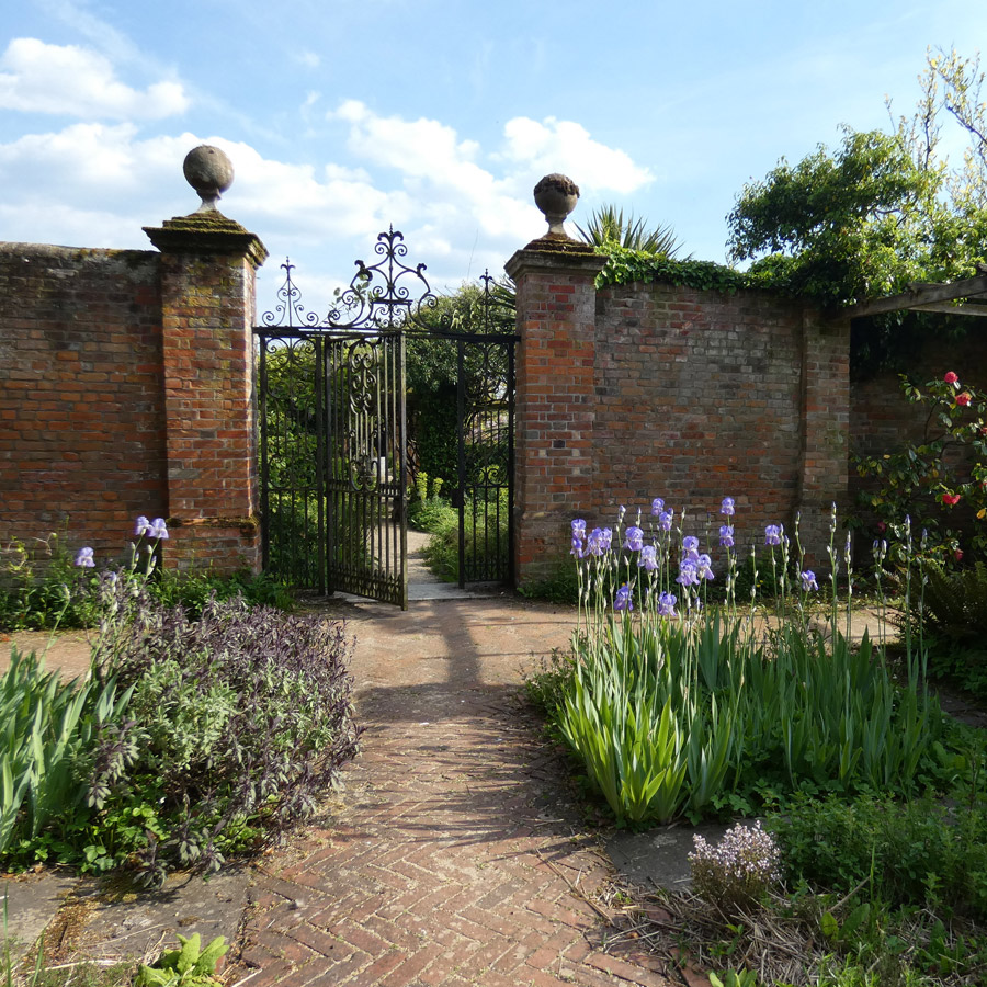 The Herb Garden at Waltham Place