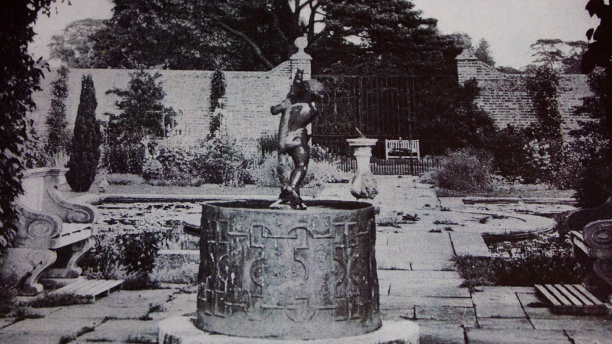 Gardens - Waltham Place 110 years of memory's
