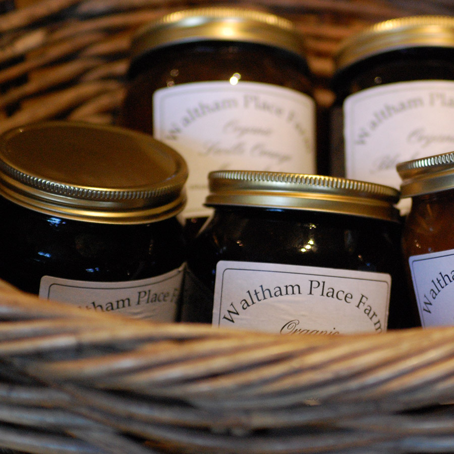 Food processing at Waltham Place