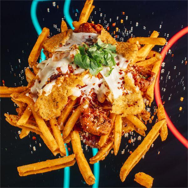 Grandmas Coglioni's Fries