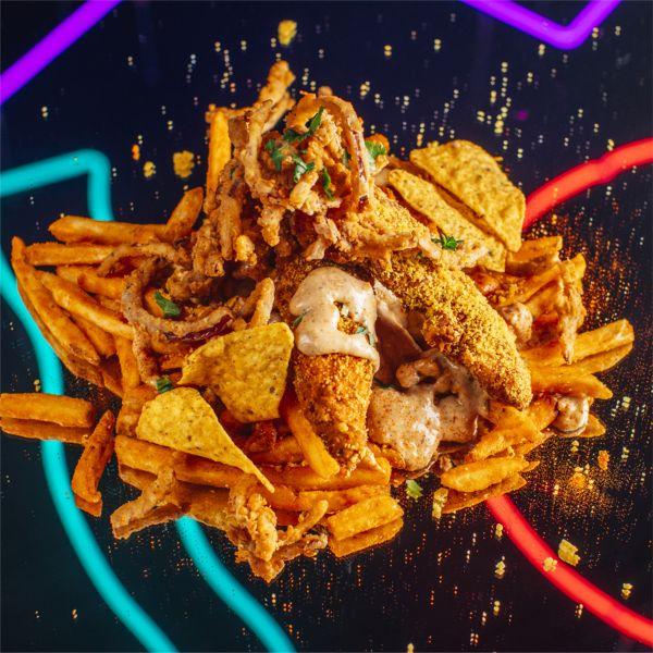 Cool Dorito Fries