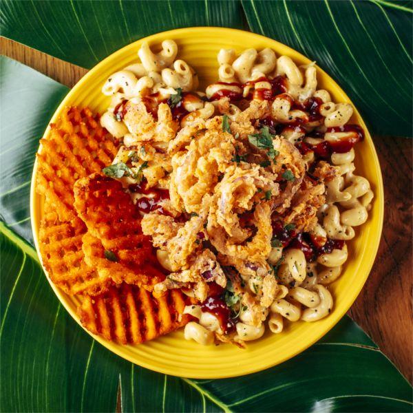 Vegan Southwest BBQ Mac
