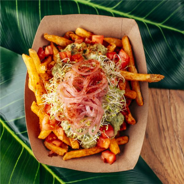 Vegan Cali Fries